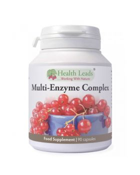 Health Leads Multi-Enzym komplex x 90 Kapseln