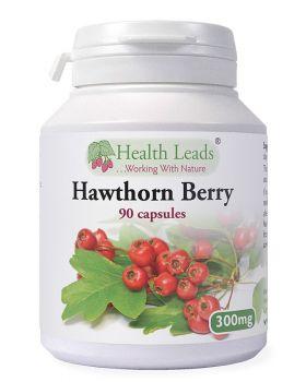 Hawthorn Berry 300mg x 90 capsules
