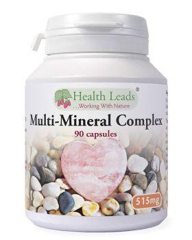 Health Leads Multi-Mineral Complex 515 mg x 90 Capsule