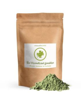 Vitalundfitmit100 Wormwood powder, organic 300 g