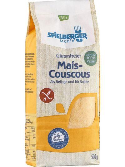 SPIELBERGER MÜHLE  Mais Couscous BIO glutenfrei 500G