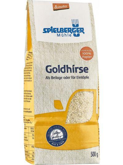 SPIELBERGER MÜHLE Goldhirse demeter BIO 500g-1kg