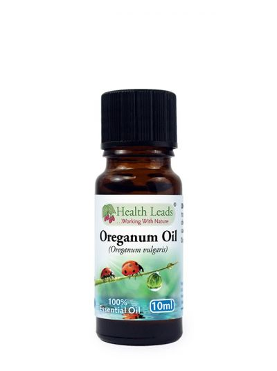 Health Leads Oregano Oil 10 ml