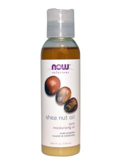 Now Foods Shea oil organic 118 ml
