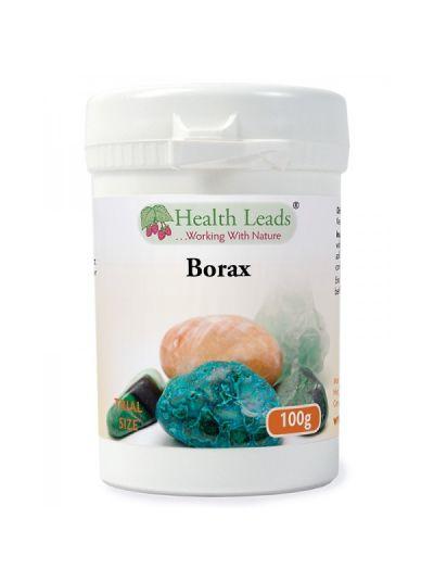 Health Leads Borax Powder 100-1000g