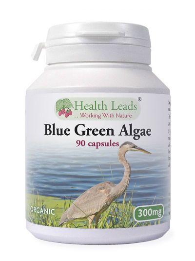 Health Leads BLUE GREEN ALGAE 300MG X 90 CAPSULES