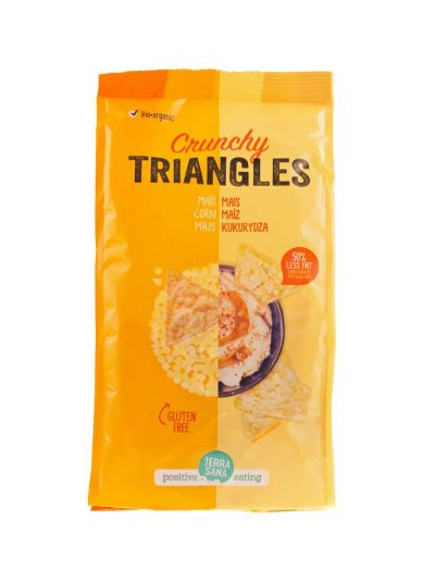 TerraSana Triangles Mais Chips 90g