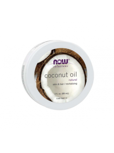 Now Foods Coconut Oil natural revitalizing