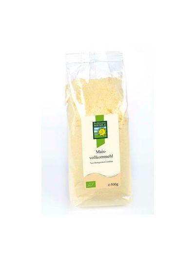 Bohlsener Mühle Mais vollkorn Mehl 500g