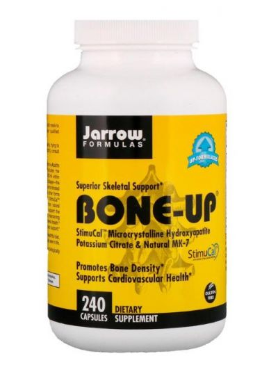 JARROW FORMULAS BONE-UP, PREMIUM CALCIUM-FORMEL 240 KAPSELN