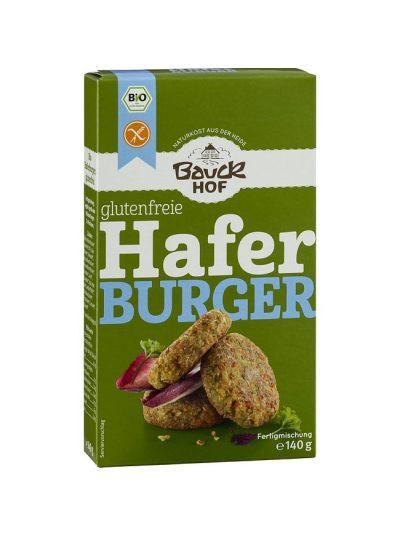 BAuckhof Bio Haferburger, glutenfrei 140g