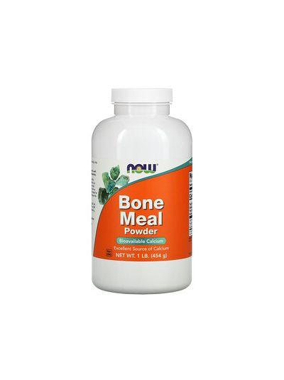 Now Foods Bone Meal Powder (454 g)