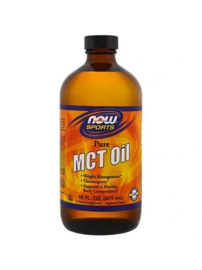 Now Foods MCT Oil Pure 473 ml