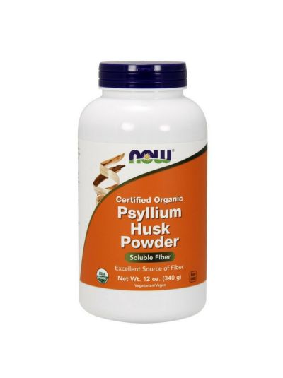 Now Foods Psyllium Husk Powder 340 g