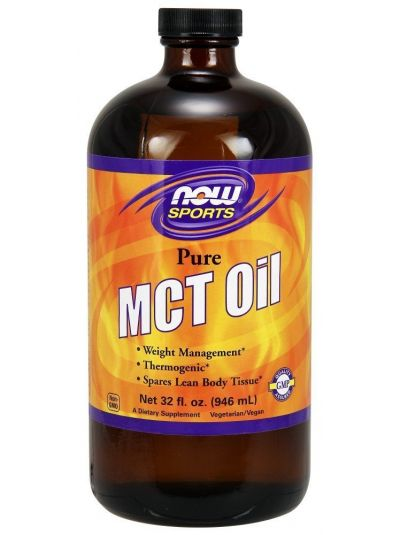 Now Foods MCT Oil Pure (946 ml)