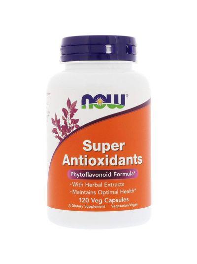 NOW FOODS SUPER ANTIOXIDANTS 120 VEG CAPSULES