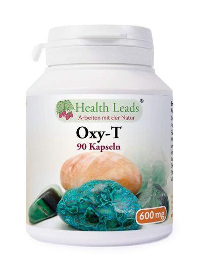 HEalth Leads Oxy-T 600 mg x 90 Kapseln
