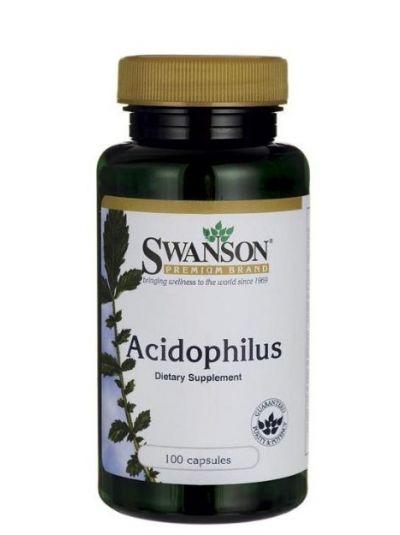 Swanson Acidophilus 100 Kapseln