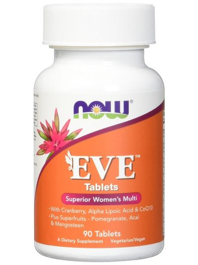 Now Foods Eve Superior Women's Multi 90 Tablets
