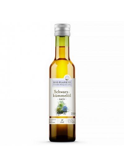 BIO PLANÈTE Schwarzkümmelöl 250 ml