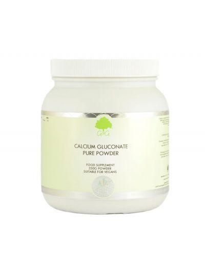 G&G VITAMINS CALCIUM GLUCONATE POWDER 350 G