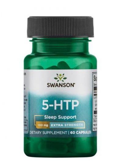 swanson  5-HTP - Extra Strength 100 mg 60 Kapseln