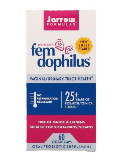 Jarrow Formulas Fem Dophilus für Frauen 60 vegetarische Kapseln