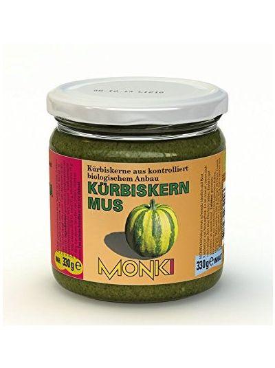 Monki Kürbiskernmus Bio 330g