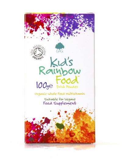 G&G VITAMINS KIDS RAINBOW FOOD BIO Vollkost Lebensmittel 100 g
