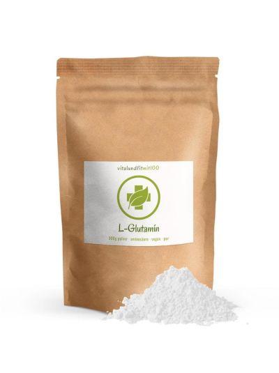 Vitalundfitmit100 L-Glutamin Powder 300 g