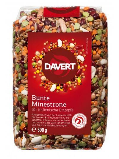 Davert Bunte Minestrone 500g