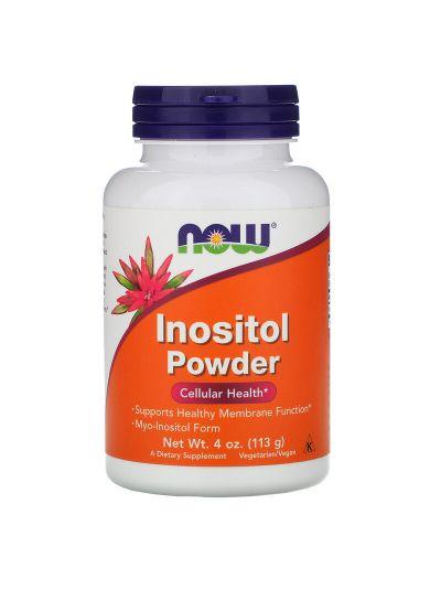 Now Foods, Inositol Powder, 4 oz (113 g)