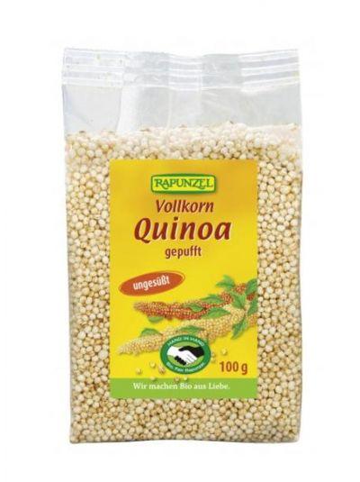 Rapunzel Vollkorn Quinoa gepufft 100 g