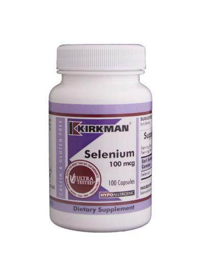 Selenium 100 mcg - Hypoallergenic 100 capsules