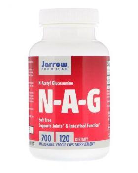 Jarrow Formulas, N-A-G, 700 mg, 120 Veggiekapseln