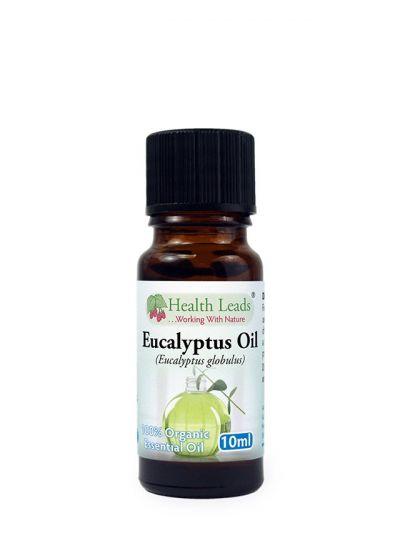 Eucalyptus Essential Oil 10ml (Organic) 10ml