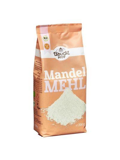 Bauckhof Bio Mandelmehl, glutenfrei 200g