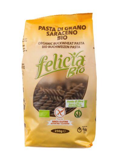 Felicia Bio Buchweizen-pasta Fusilli -glutenfrei 250g
