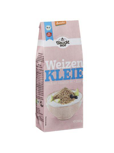 Bauckhof Demeter Weizenkleie 250g
