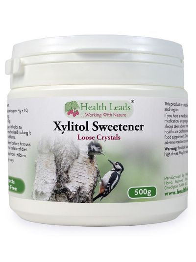 Health Leads Xylitol Sweetener 500g