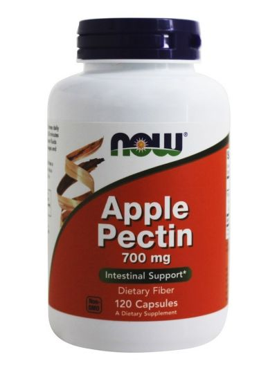 Now Foods Apple-pectin 700 mg 120 capsules