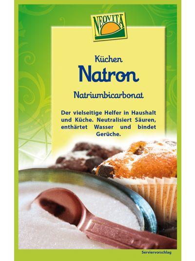 BioVita Naturkost Küchennatron BIO 20G