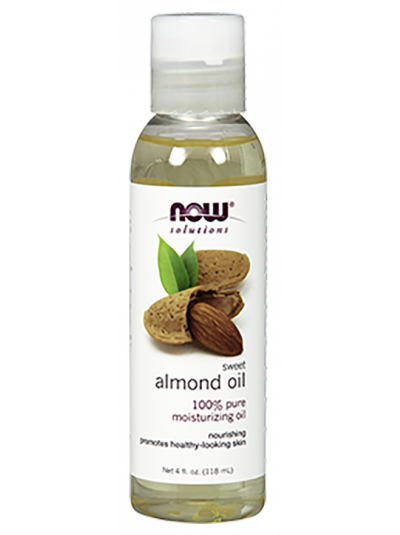 100% pure Sweet Almond Oil 118 ml