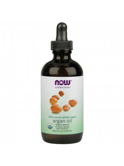 Now Foods Organic Argan Oil 118 ml