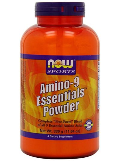 Now Foods Amino-9 Essentials Powder 330-Grams