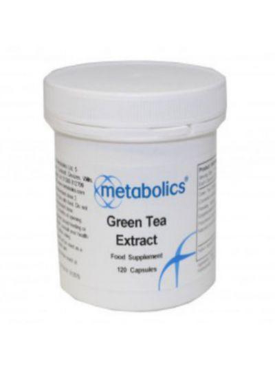 Grüner Tee Extrakt 120 Kapseln