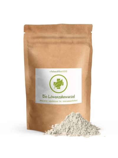 Organic dandelion root powder 300 g