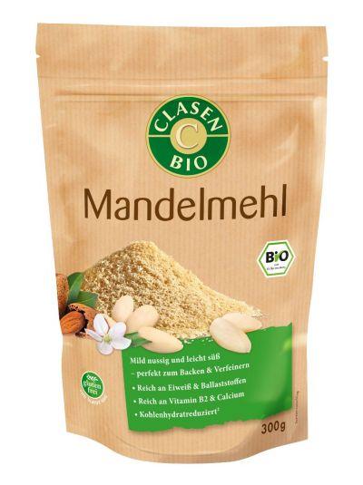 Clasen Bio Mandelmehl 300g
