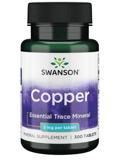 Swanson Premium- Copper