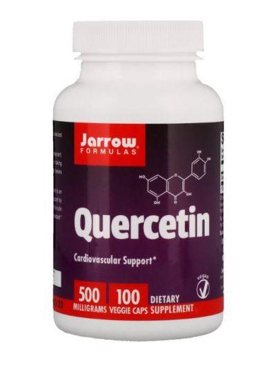 Jarrow Formulas Quercetin 500 mg 100 vegetarische Kapseln